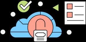 Mobilité des données avec le bureau numérique GED et coffre fort électronique