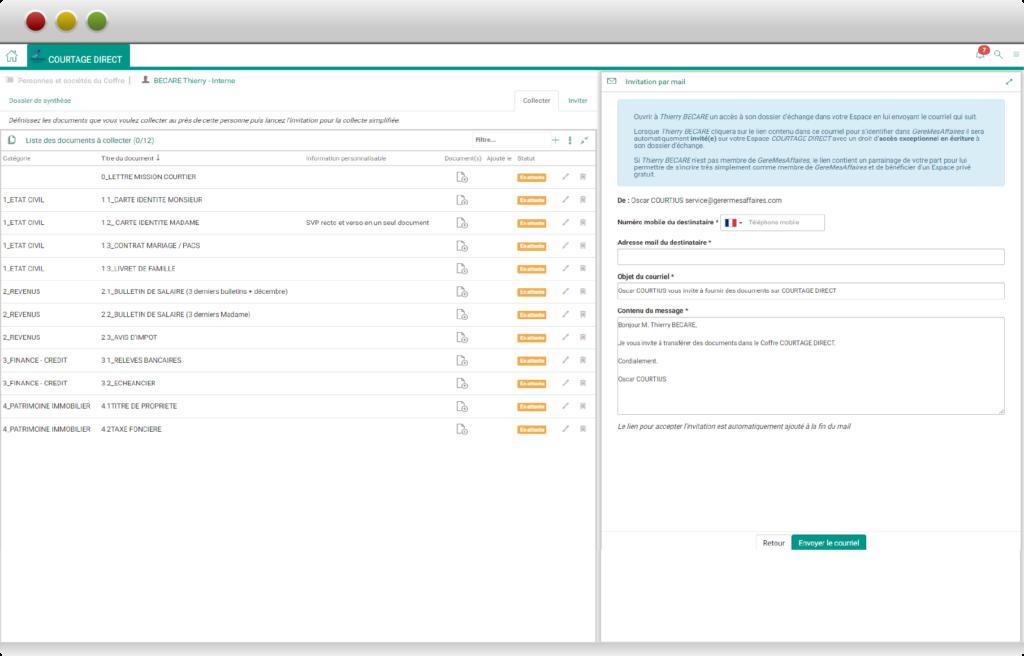 navigateur solution intranet et extranet
