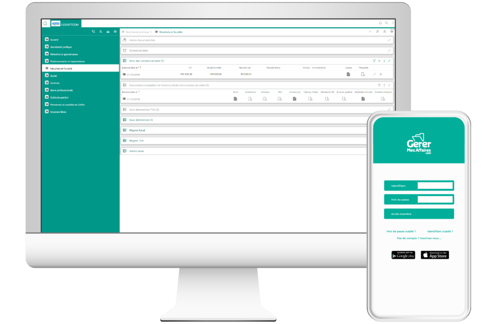 coffre-fort numérique gestionnaire de patrimoine